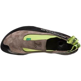 La Sportiva Cobra Plus Climbing Shoes Men falcon brown/apple green